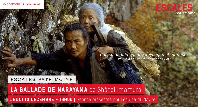 BALLADE TÉLÉCHARGER DE NARAYAMA LA